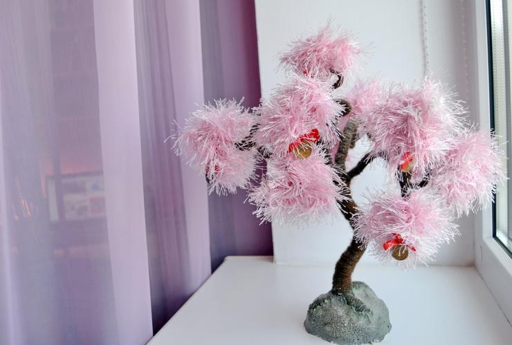 Денежное дерево фэн-шуй своими руками для привлечения денег