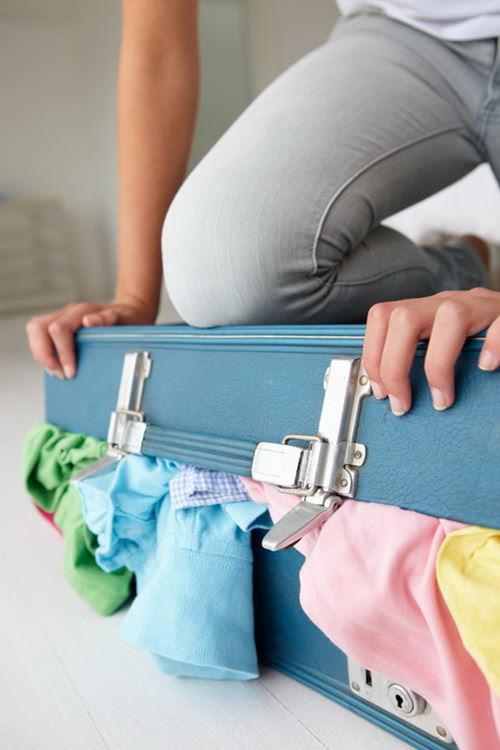 Как упаковать чемодан, чтобы все поместилось и ничего не помялось