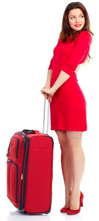 Как выбрать правильный чемодан и правильно его упаковать