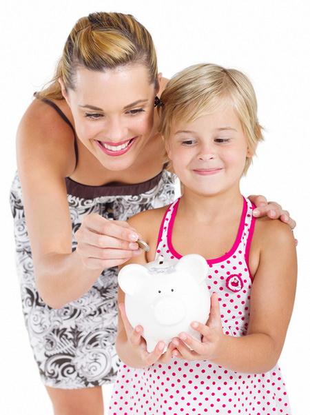 Деньги – детям давать или не давать