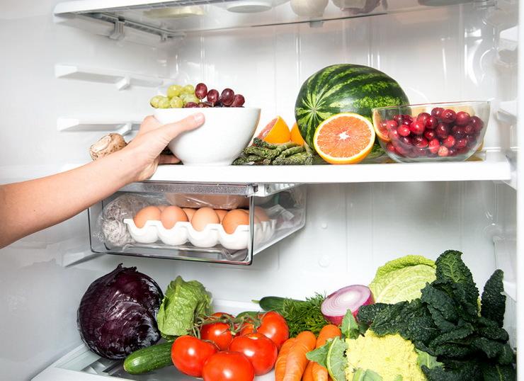 храним продукты в холодильнике правильно