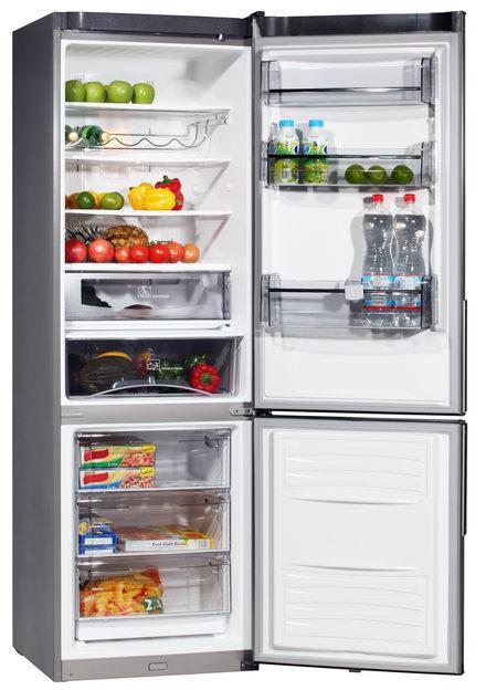 как хранить продукты в холодильнике no frost