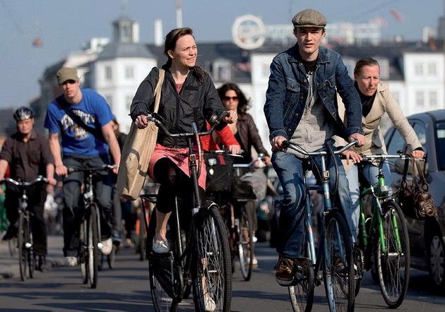 Где можно бесплатно отдохнуть в Копенгагене Дания