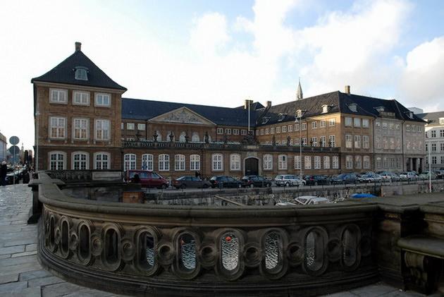 Датский национальный музей в Копенгагене