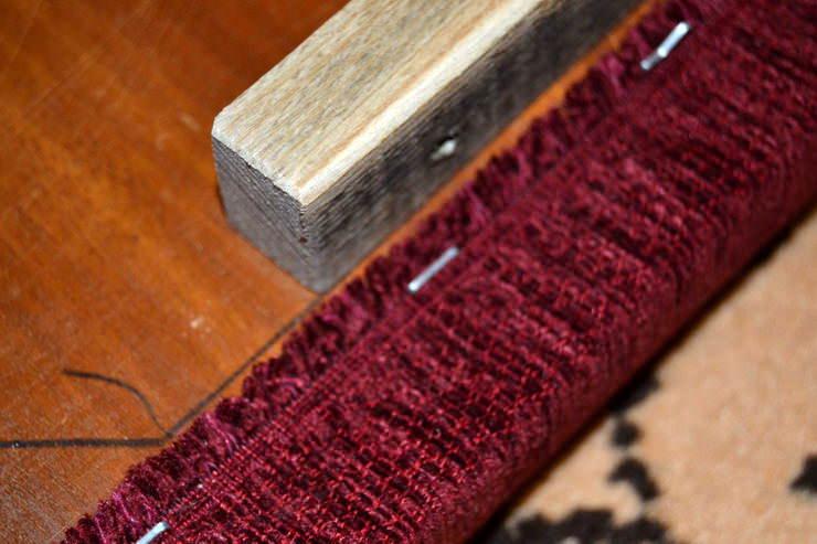 пошаговая инструкция, как обновить старый стул