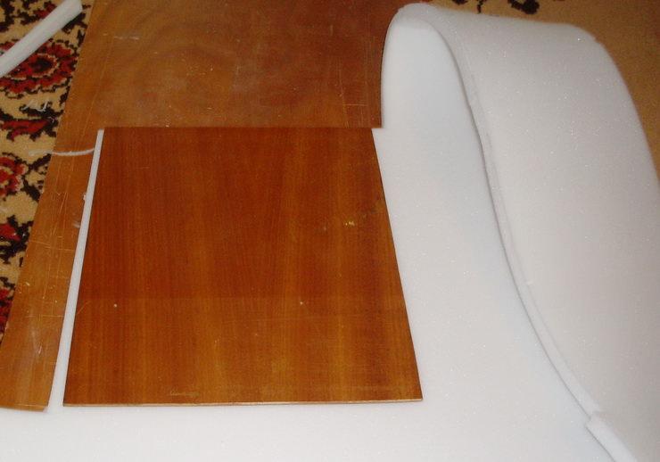 Как обновить обивку старого стула своими руками