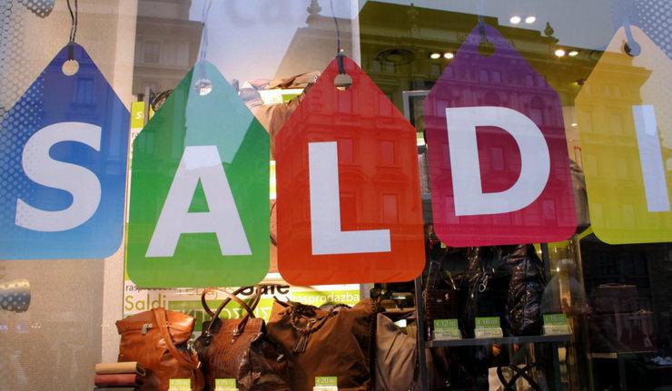 Зимние распродажи в Италии, Риме и Милане