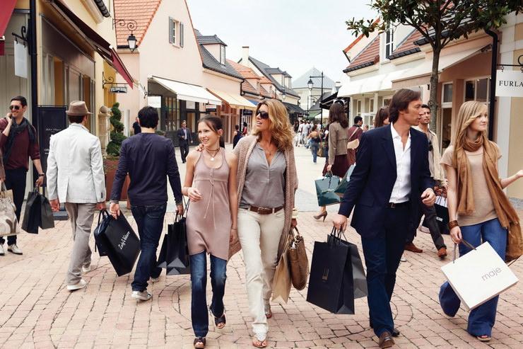 шоппинг во франции распродажи в париже