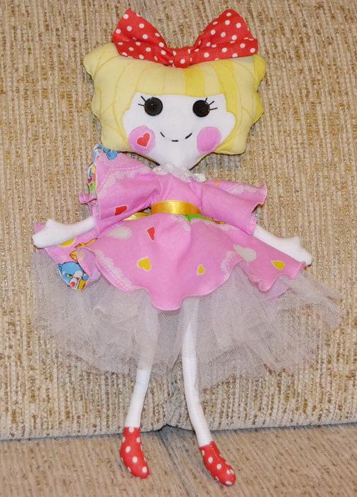 Как сшить куклу Лалалупси?
