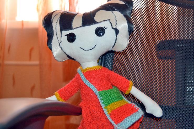 Платье для Лалалупси