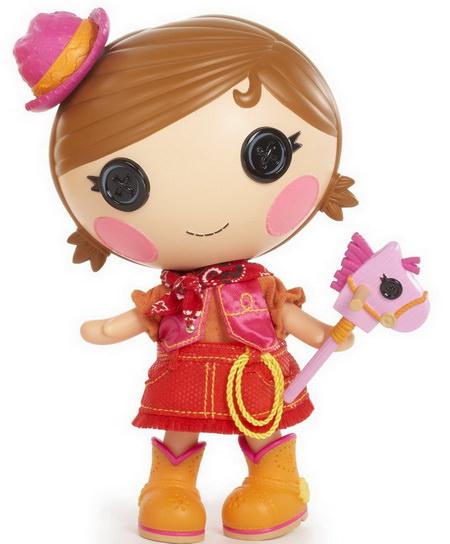 Мастер-класс: как сделать куклу Лалалупси своими руками?