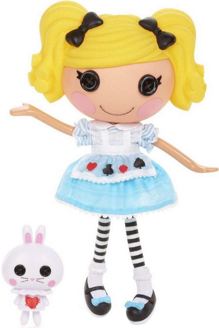 Вязаная крючком кукла Лалалупси Морячка 36