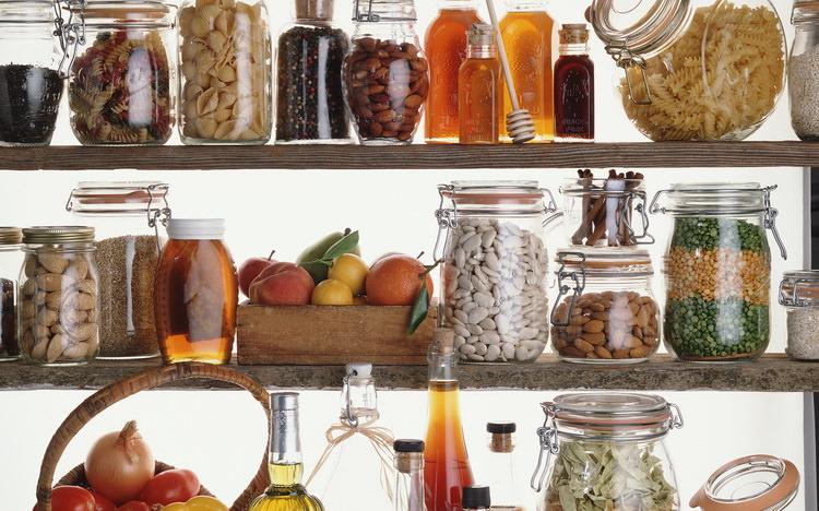 Запасы продуктов