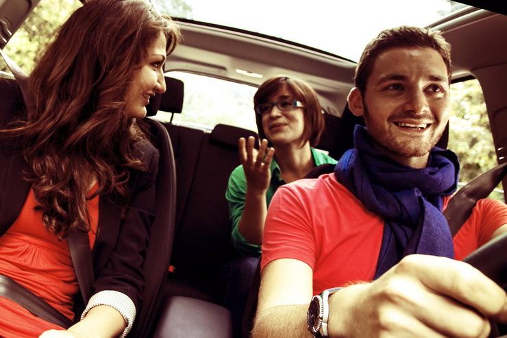 Сервис поиска попутчиков BlaBlaCar