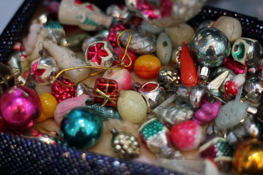 Елочные игрушки из детства. Идеи новогоднего декора дома и квартиры