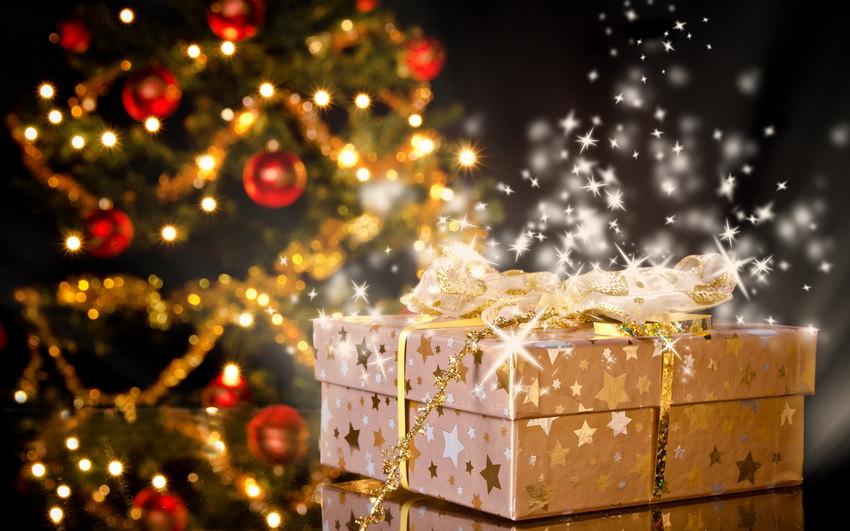 Как можно упаковать новогодний подарок