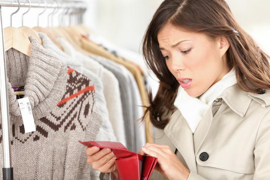 Экономим на покупке одежды