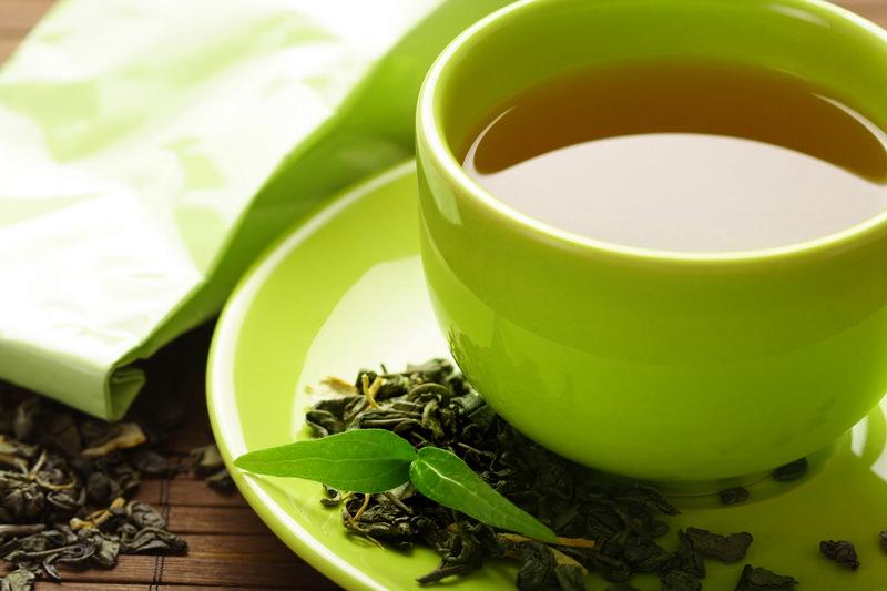 кофе зеленым чаем похудения
