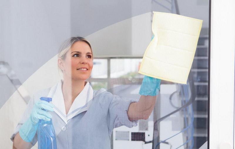 Как помыть окна быстро и без разводов