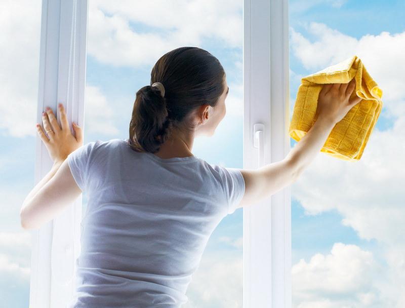 Как правильно и быстро помыть окна