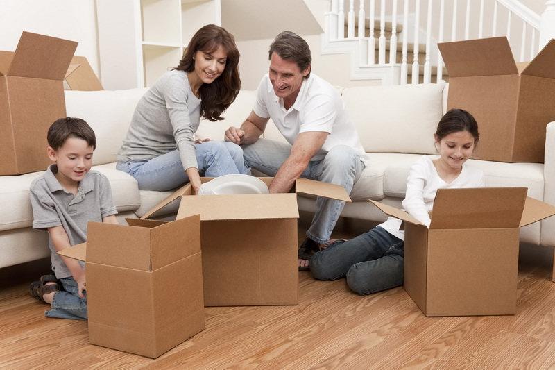 Как правильно упаковать вещи при переезде