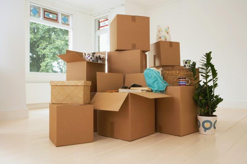 Коробки для переезда