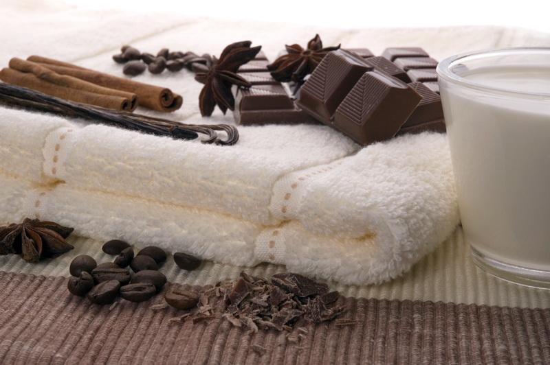 Обертывание шоколадное