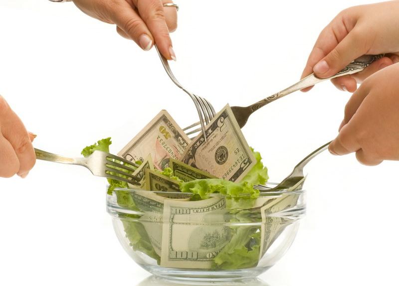 Продуктовая денежная магия