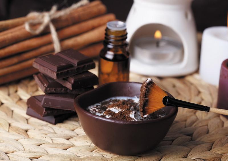 Шоколадное обертывание от целлюлита