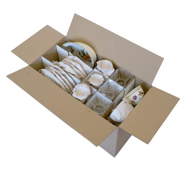 Упаковка посуды-1