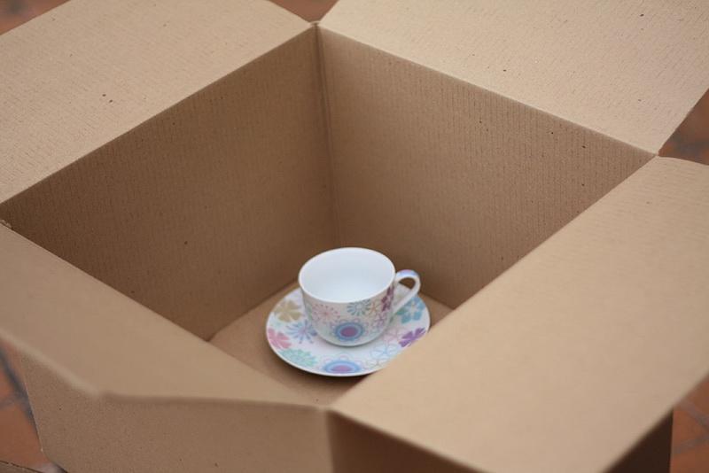 Упаковка посуды-2
