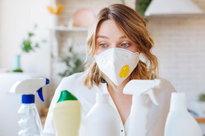 Средства для дезинфекции дома